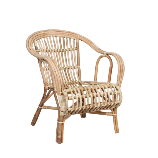 General Eclectic | Veranda Rattan Chair | Shut the Front Door