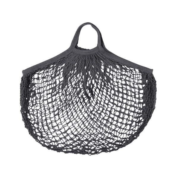 Net Market Bag - Charcoal