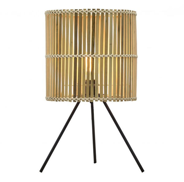 Amalfi | Bermuda Table Lamp - Natural | Shut the Front Door
