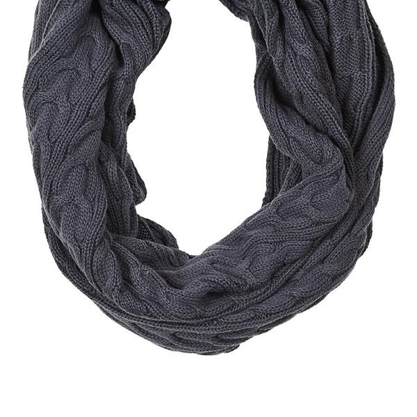 eb & ive | Palmaz Snood Raven | Shut the Front Door