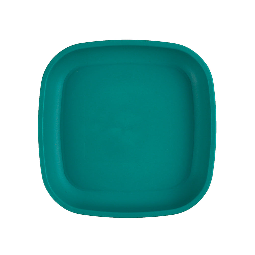 Re-Play | Re-Play Flat Plate - Teal | Shut the Front Door