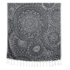 Shut The Front Door | Turkish Towel Sunburst Charcoal Black | Shut the Front Door