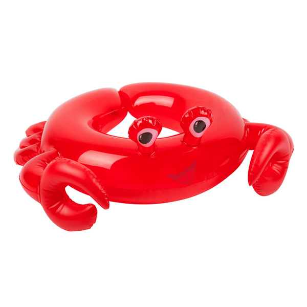 Sunnylife | Crabby Kiddy Pool Float | Shut the Front Door