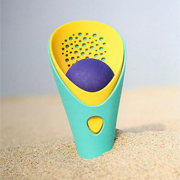 Quut | Cuppi Shovel Sieve Ball | Shut the Front Door