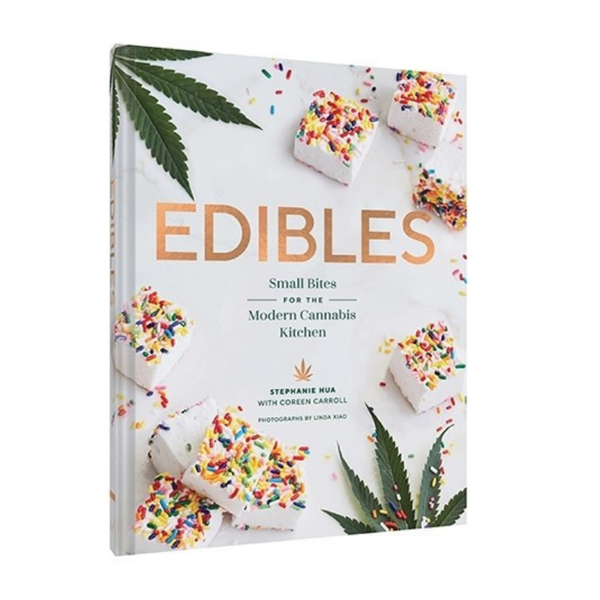 Chronicle Books | Edibles: Bites for the Small Cannabis  Kitchen | Shut the Front Door