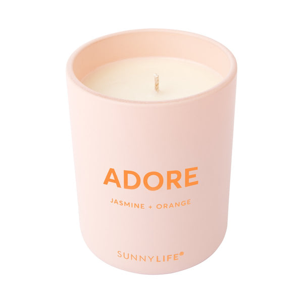 Sunnylife | Scented Candle Small - Adore | Shut the Front Door