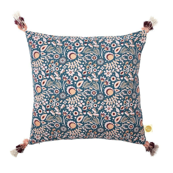 SAGE & CLARE | Muralla Folk Cushion | Shut the Front Door