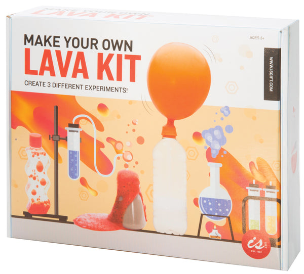 IS Gifts | Make Your Own Lava Kit | Shut the Front Door