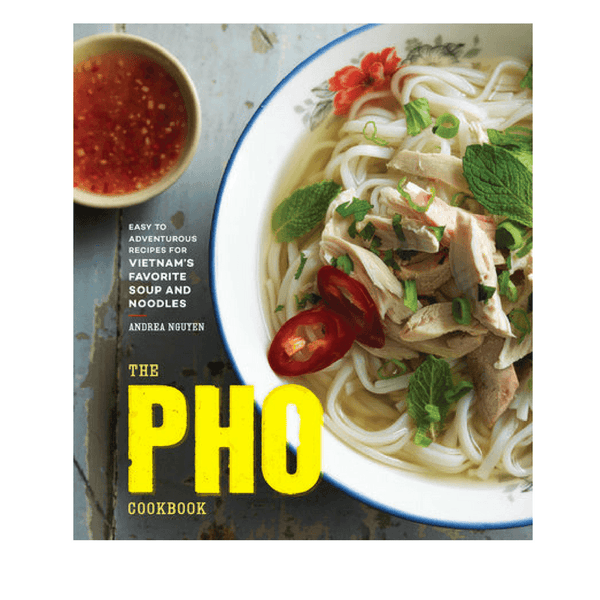 Random House | The Pho Cookbook | Shut the Front Door