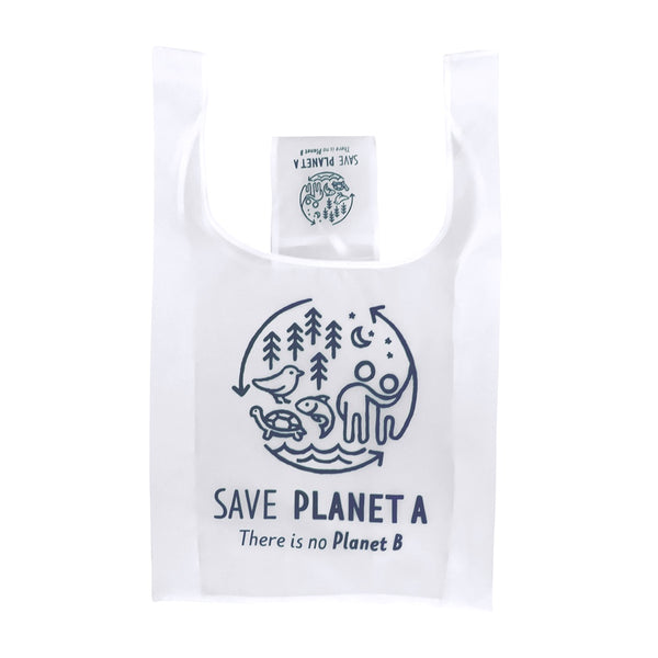 Save Planet A | Reusable Shopping Bag - Save Planet A | Shut the Front Door