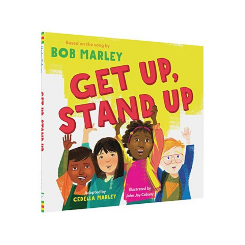Chronicle Books | Get Up, Stand Up | Shut the Front Door
