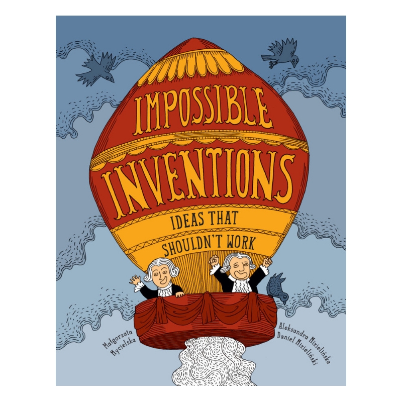 Gecko Press | Impossible Inventions | Shut the Front Door