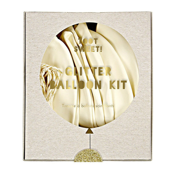 Meri Meri | Beautiful Balloon Kit White | Shut the Front Door