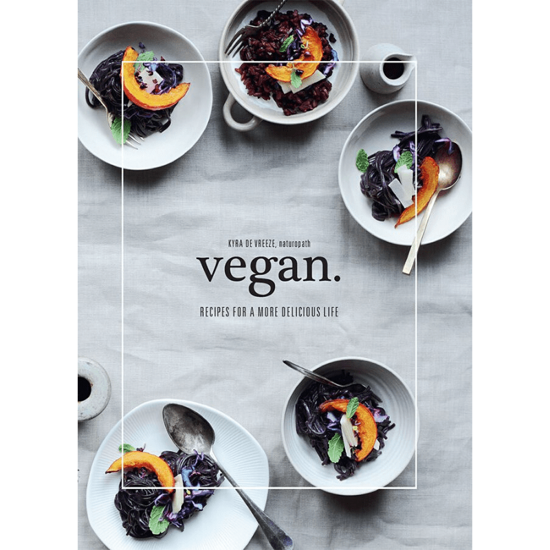 Allen & Unwin | Vegan: Recipes for a More Delicious Life | Shut the Front Door