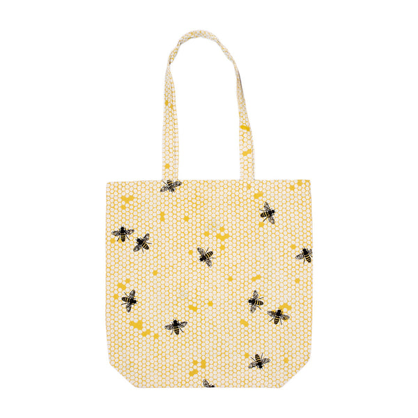 Save Planet A | Cotton Shopping Bag - Bees | Shut the Front Door