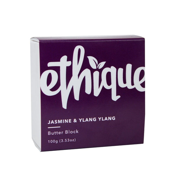 Ethique | Jasmine & Ylang Ylang Butter Block | Shut the Front Door