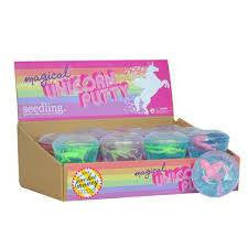 Seedling | Magical Unicorn Putty | Shut the Front Door