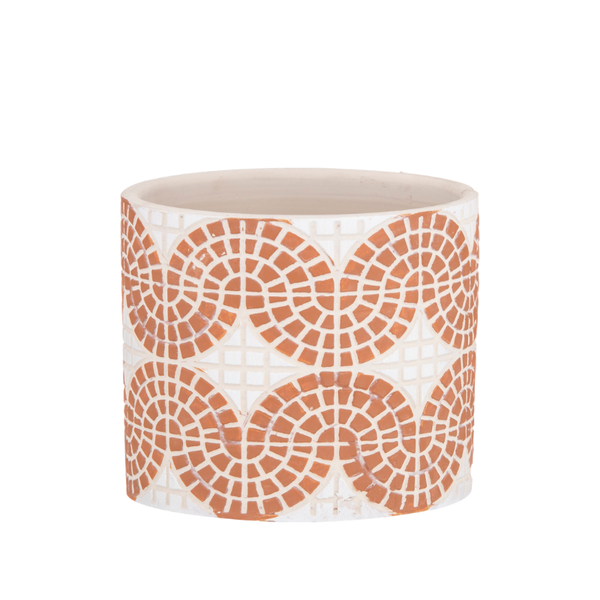Albi | Mosaic Pot - Large | Shut the Front Door