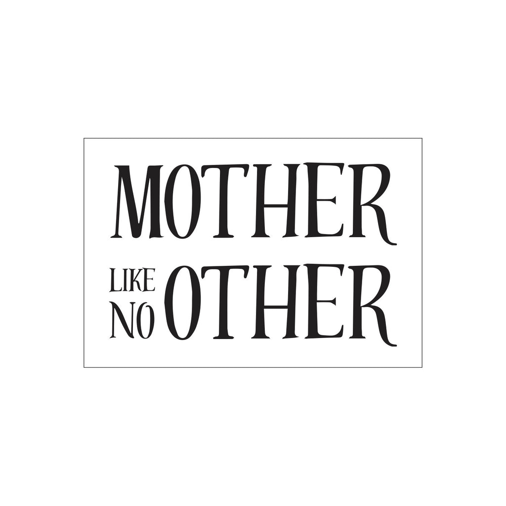 Shut The Front Door | Mothers Day Card - Mother Like No Other | Shut the Front Door