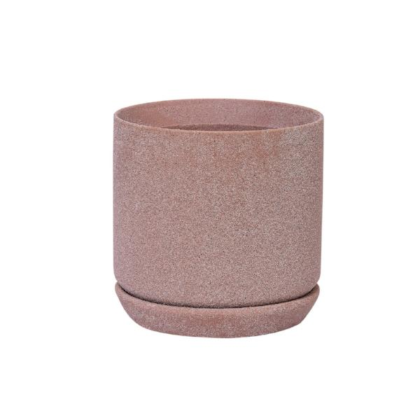 General Eclectic | Helsinki Planter Dusty Rose Medium | Shut the Front Door