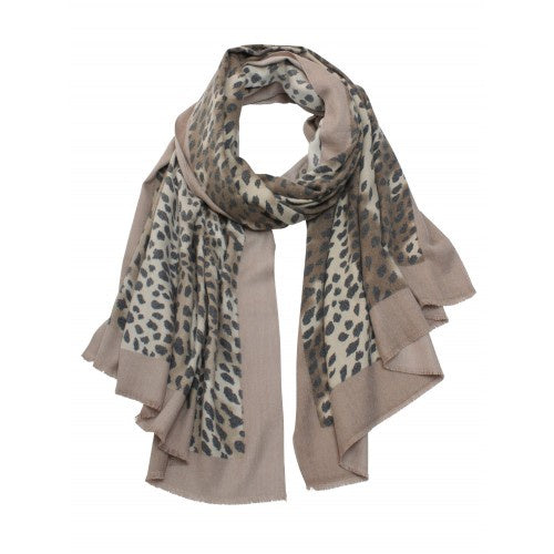Tiger Tree | Cafe Cheetah Scarf | Shut the Front Door