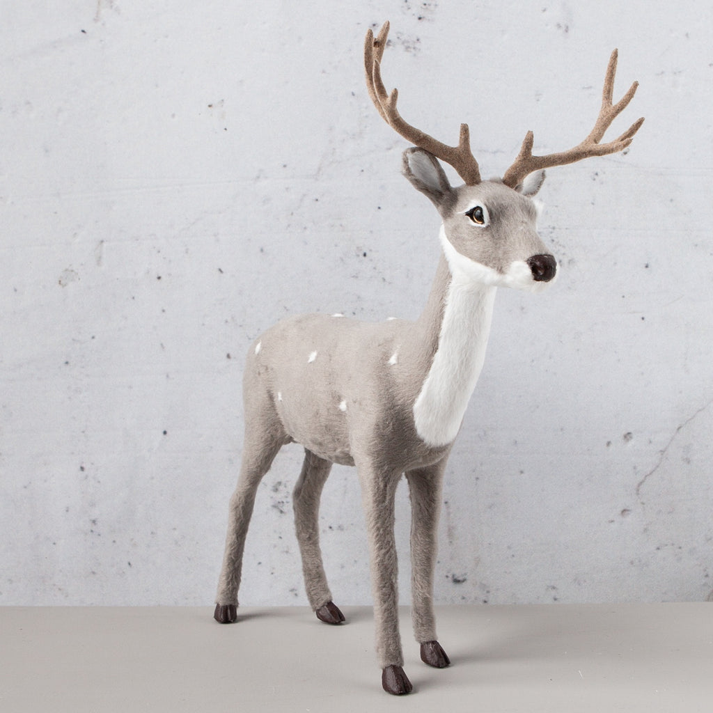 Down to the Woods | Table Reindeer Grey | Shut the Front Door