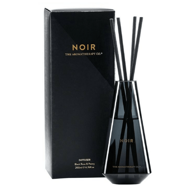 The Aromatherapy Co | Jewel Diffuser - Noir | Shut the Front Door
