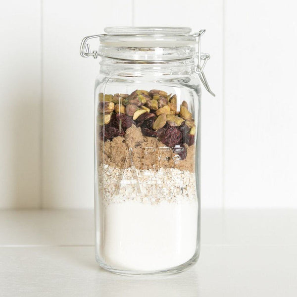 Agee | Queen Glass Jar - 1 litre | Shut the Front Door