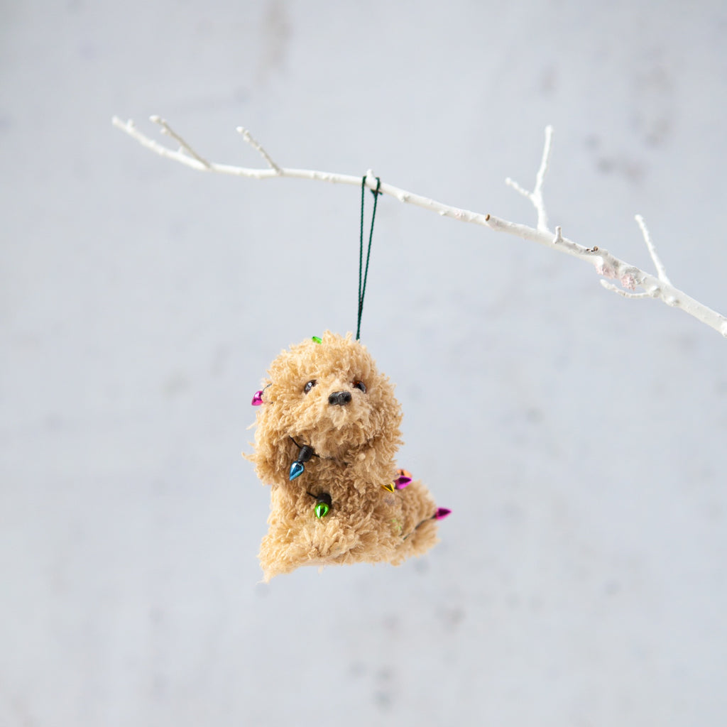 Down to the Woods | Cute Little Dog Decoration | Shut the Front Door