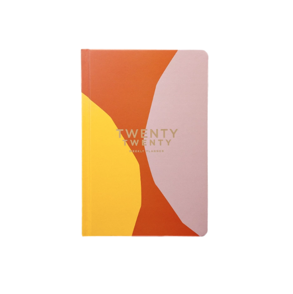 Frank | 2020 Weekly Planner - Terracotta Sunset | Shut the Front Door