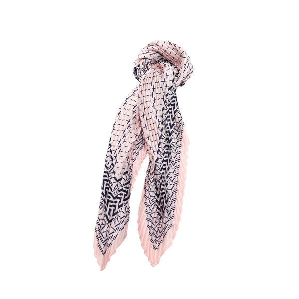 Tiger Tree | Cypress Scarf - Blush | Shut the Front Door
