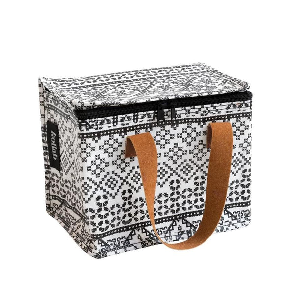 Kollab | Insulated Lunch Box - Cross Stitch | Shut the Front Door