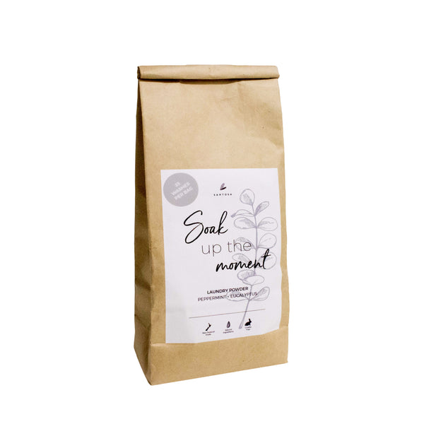 All Natural Laundry Powder - Peppermint & Eucalyptus