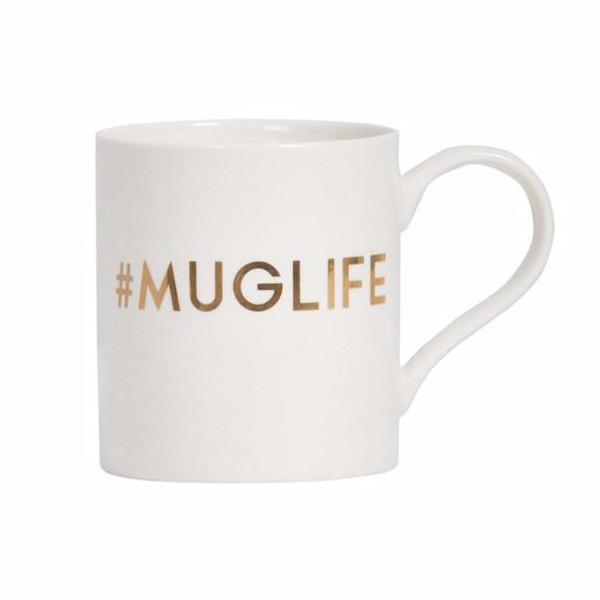 General Eclectic | #MUGLIFE Mug | Shut the Front Door