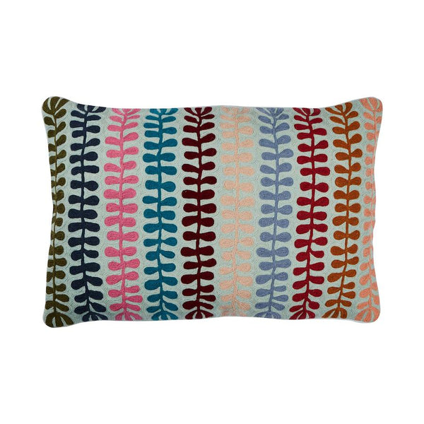 SAGE & CLARE | Kandara Chainstitch Cushion | Shut the Front Door