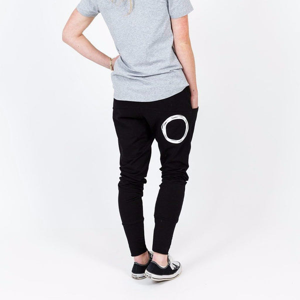 Home-lee | Apartment Pant Black White O *PREORDER* | Shut the Front Door