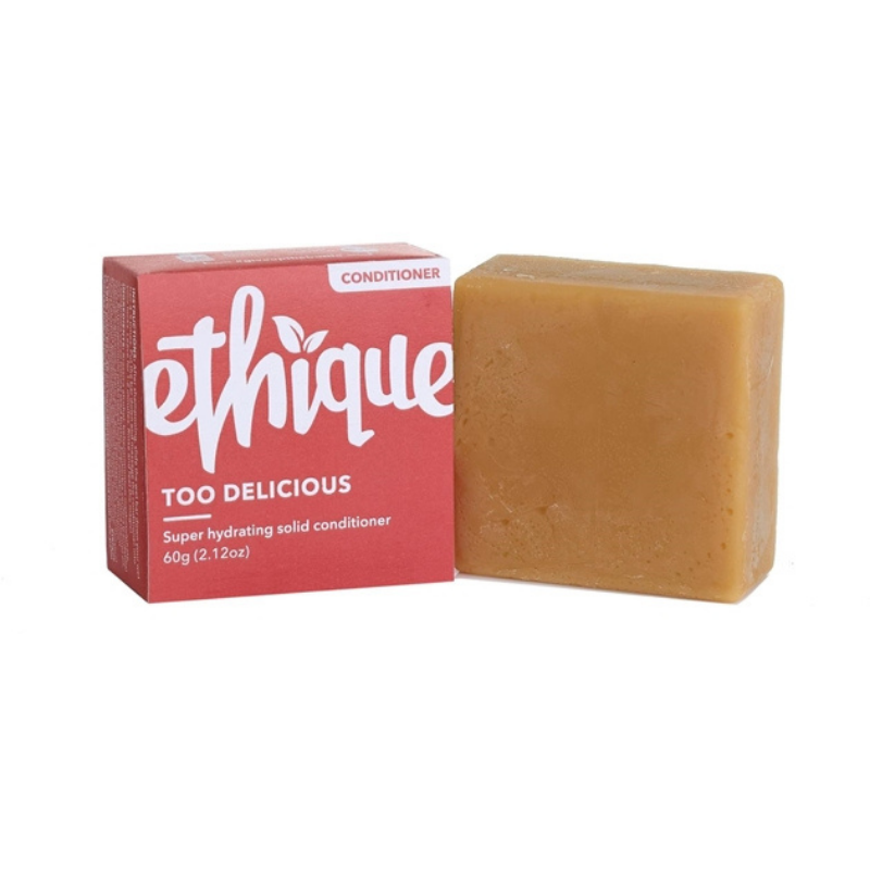 Ethique | Too Delicious Super Hydrating Conditioner Bar | Shut the Front Door