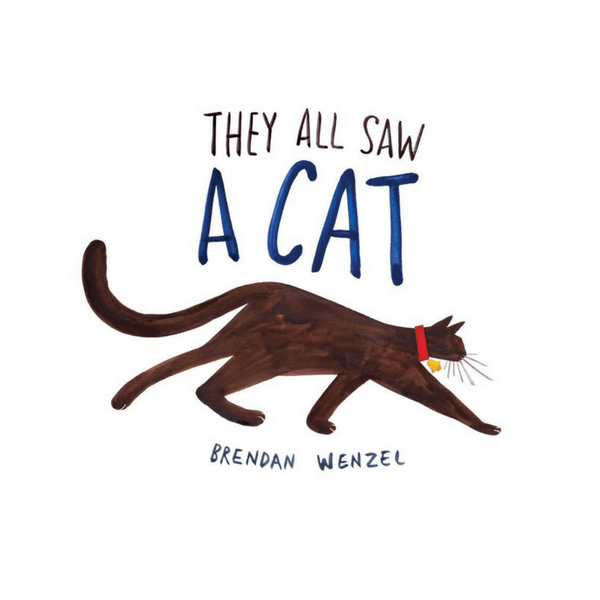 Chronicle Books | They All Saw a Cat | Shut the Front Door