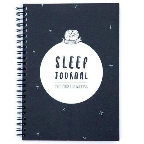 Tikitibu | Sleepy Kiwi Sleep Journal | Shut the Front Door
