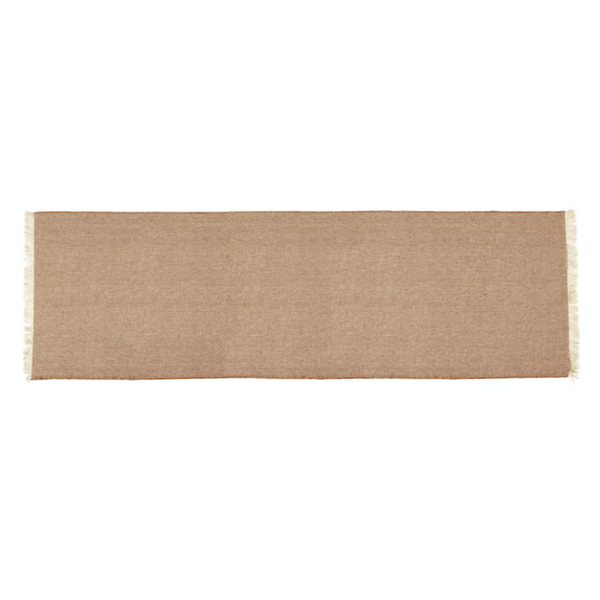 Raine & Humble | Heidi Table Runner - Mustard | Shut the Front Door