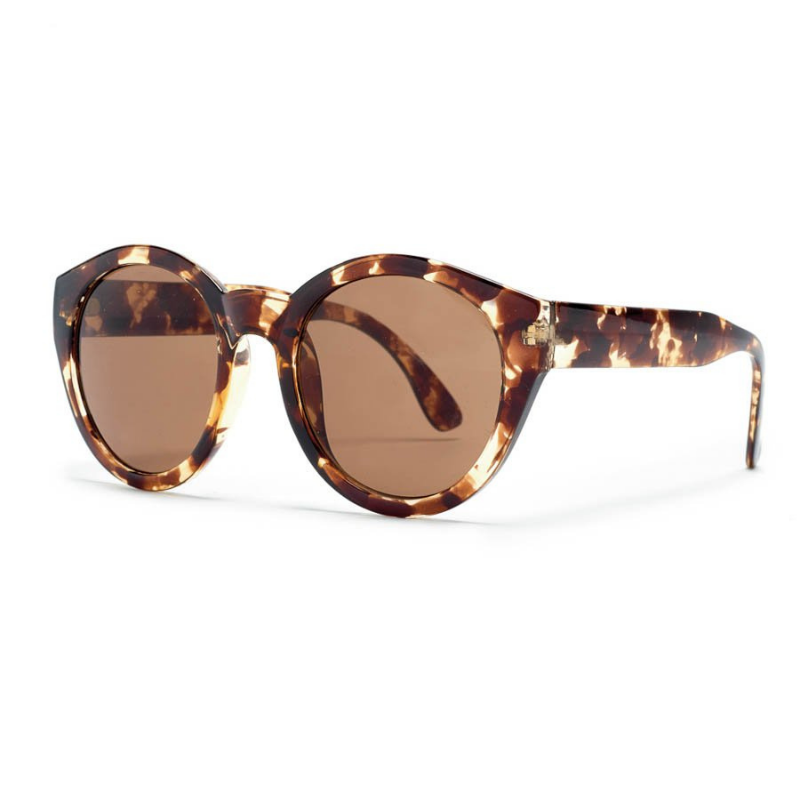 Reality Eyewear | Larchmont Sunglasses - Champagne | Shut the Front Door