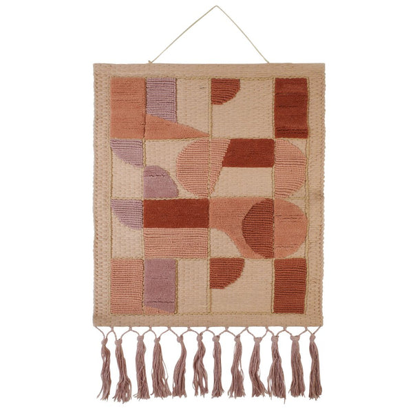 SAGE & CLARE | Alma Woven Wall Hanging | Shut the Front Door