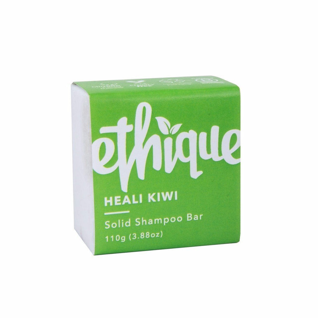 Ethique | Heali Kiwi Shampoo Bar | Shut the Front Door