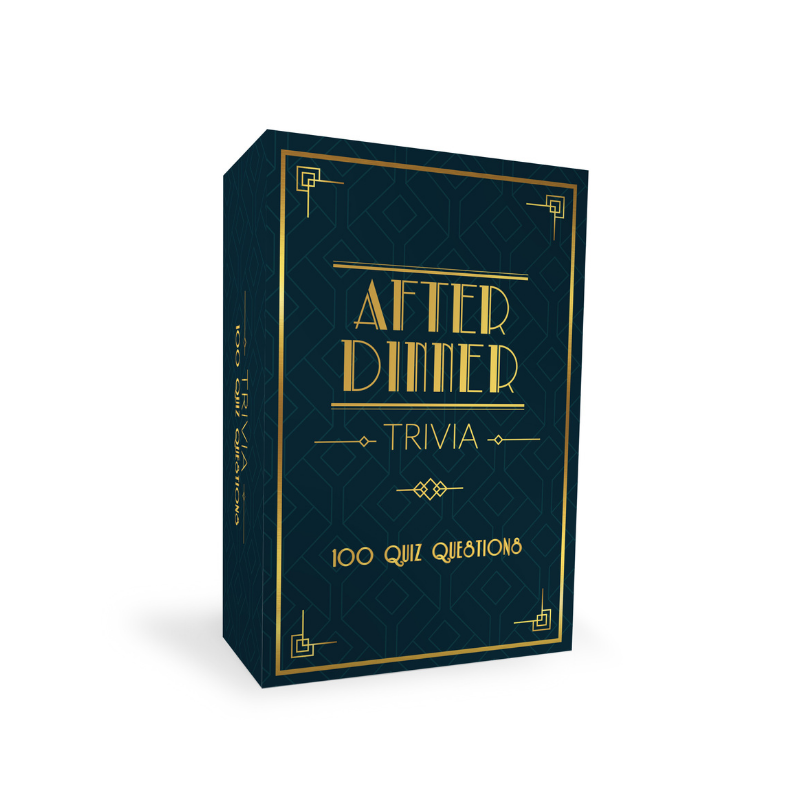 Gift Republic | After Dinner Trivia | Shut the Front Door