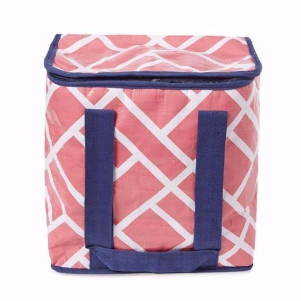 Project Ten | Lifesaver Insulated Tote Bag GEO | Shut the Front Door