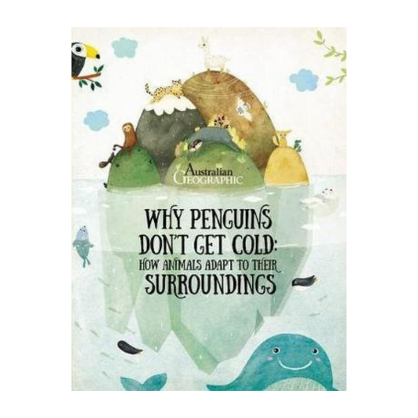 Australian Geographic | Why Penguins Don't Get Cold | Shut the Front Door