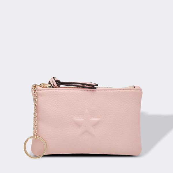 Star Pale Pink Purse