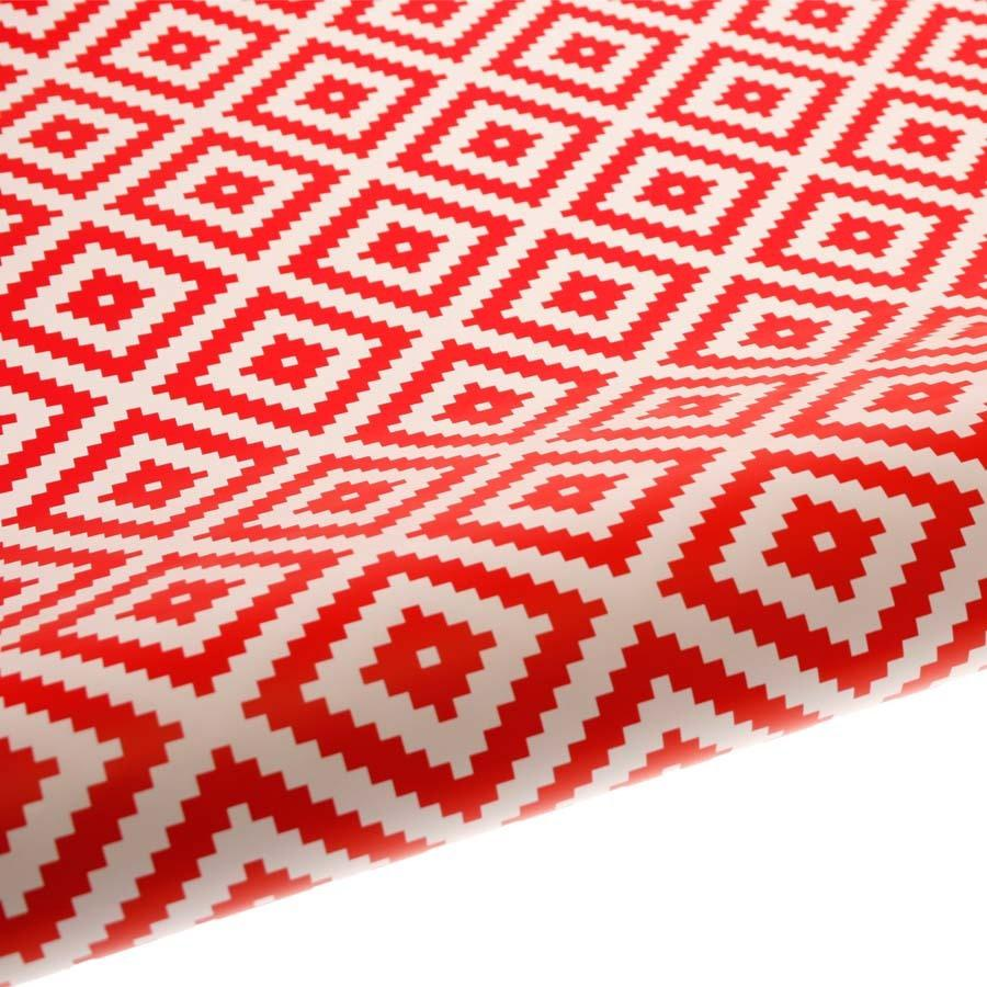 hiPP | Rollwrap Aztec Red 5m | Shut the Front Door