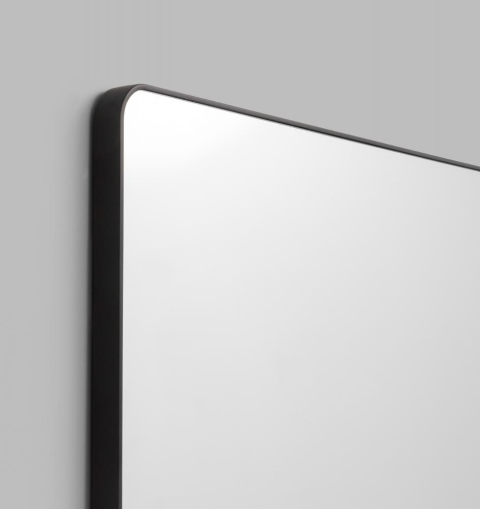 Middle of Nowhere | Flynn Curve REC Mirror BLACK 60x80cm | Shut the Front Door