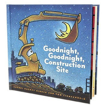 Chronicle Books | Goodnight Goodnight Construction Site | Shut the Front Door
